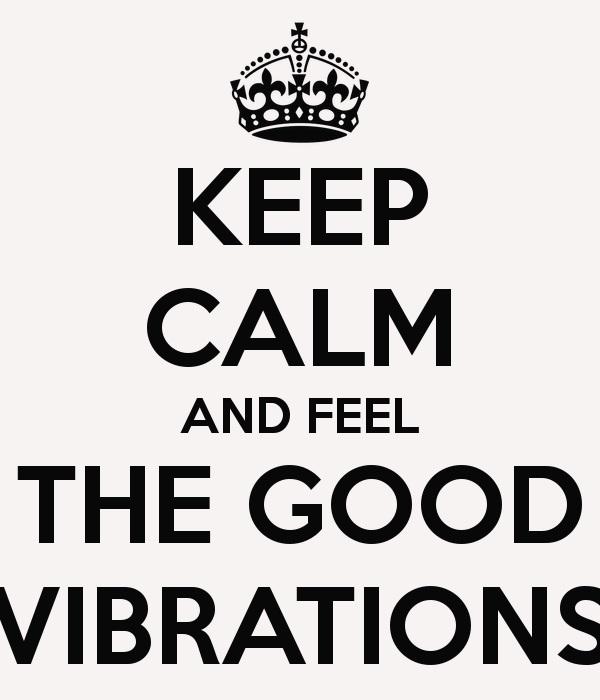 Good Vibrations Blog